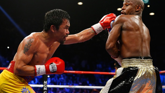 Pacquiao quiere revancha con Mayweather