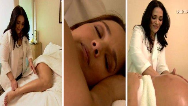 Los beneficios del masaje oncológico