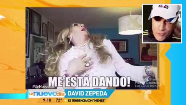 Memes por el video de David Zepeda