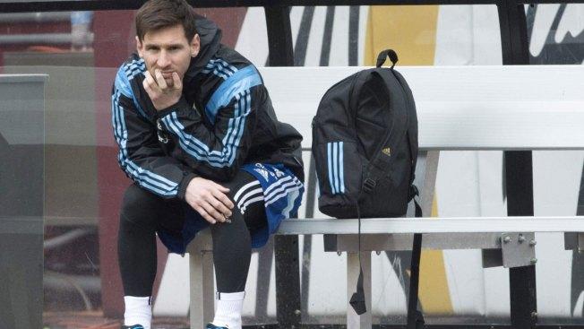 Messi es incógnita en semana crucial para el Barsa