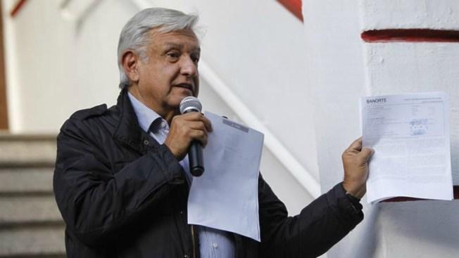 Investigan posible delito electoral del partido de AMLO