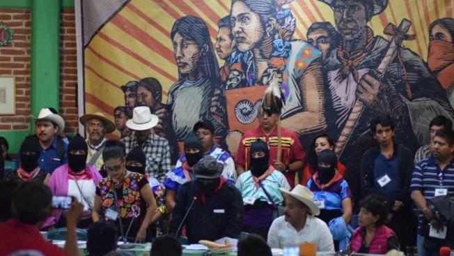 Concejo indígena analiza posición sobre AMLO