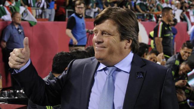 """Miguel """"El Piojo"""" Herrera pide perdón"""