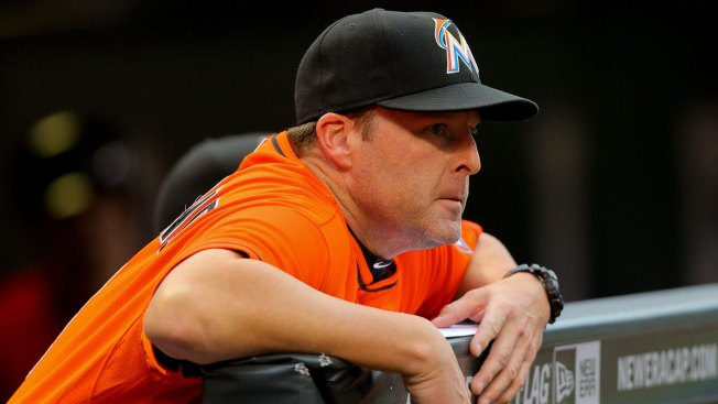 Los Marlins despiden al manager Redmond