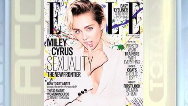 Miley Cyrus confiesa que es pansexual