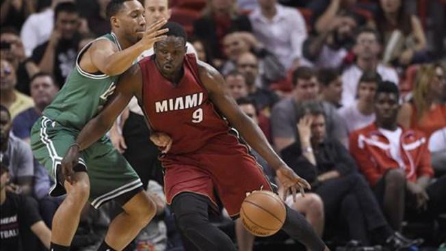El Heat apabulla a los Celtics