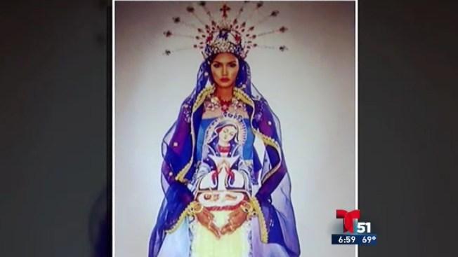 Miss República Dominicana responde a polémica