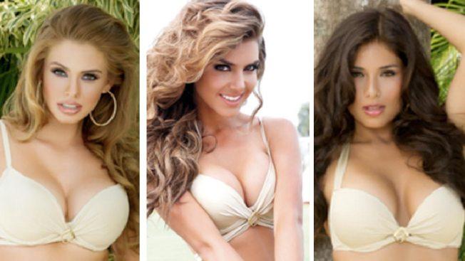 El fascinante encanto delantero de Miss Universo