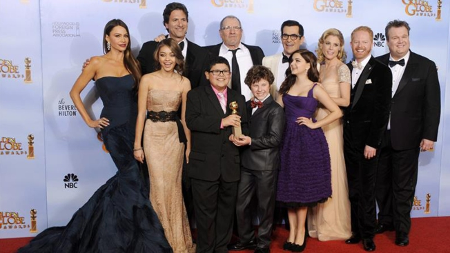 """Modern Family"" aspira a su sexto Emmy"