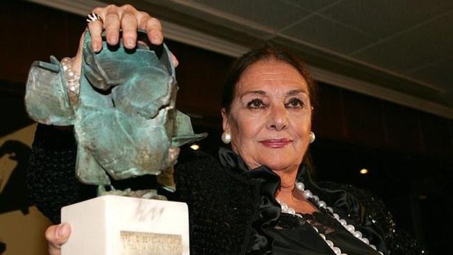 Fallece la actriz y cantante Nati Mistral