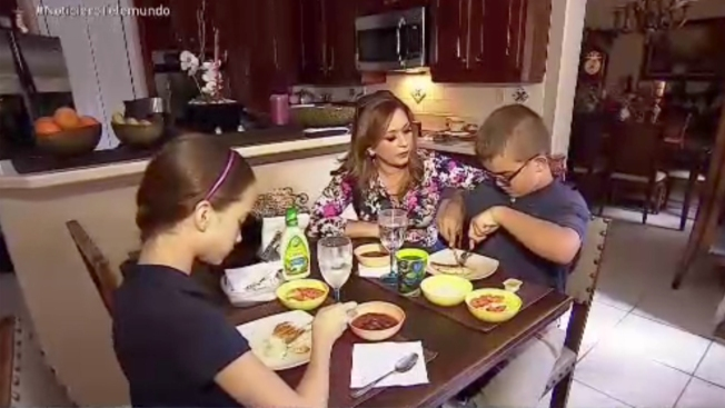 Neida Sandoval: madre y trabajadora ejemplar