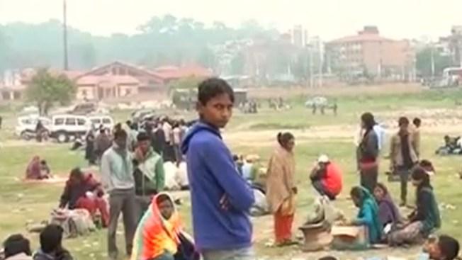 Nepal: más de 2,500 muertos por terremoto
