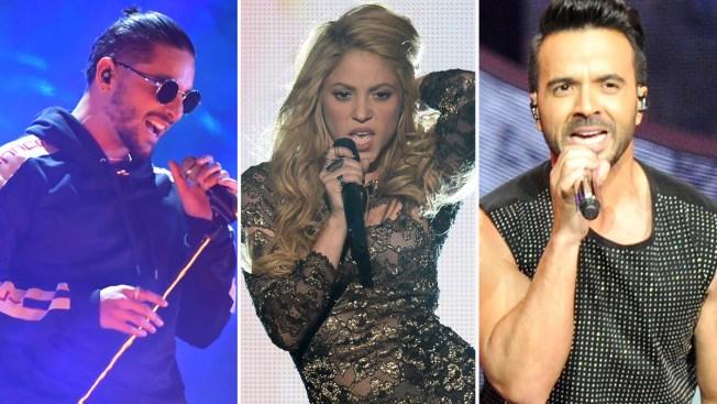 Anuncian nominados a Latin American Music Awards 2017