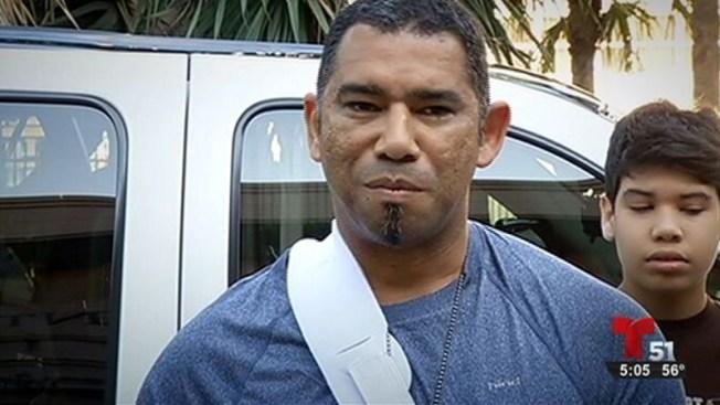 Sale del hospital policía herido en balacera