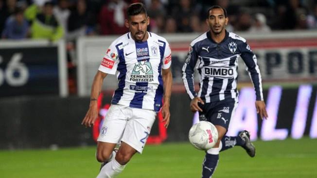 Fútbol mexicano: Pachuca lidera el torneo Clausura