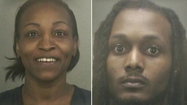 Los arrestan y dejan abandonados a sus hijos