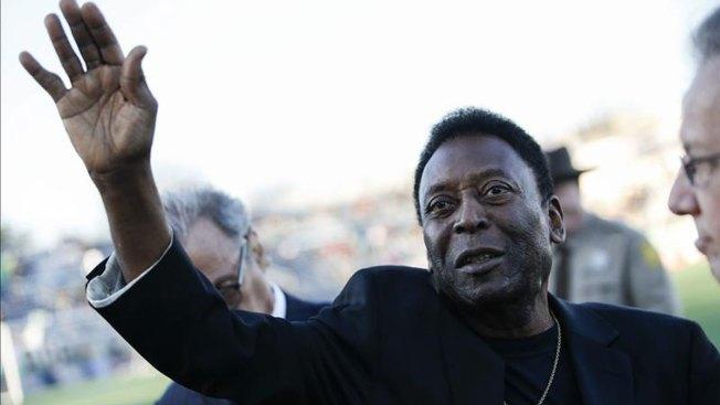 """Pelé """"estable"""" tras operación de la próstata"""