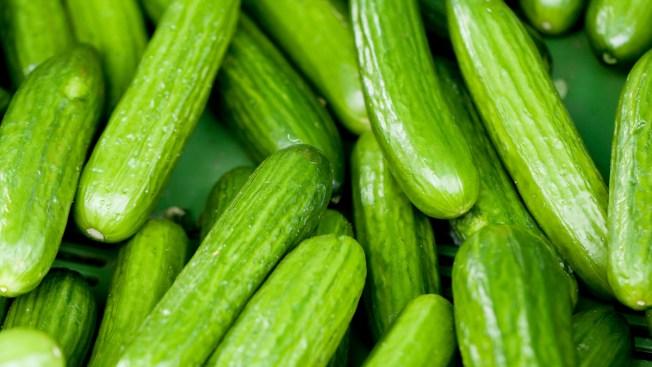 Alarma en EEUU por pepinos con salmonela