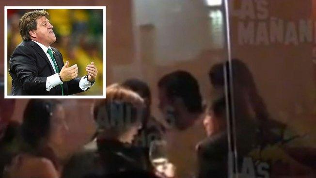 """""""El Piojo"""" Herrera denuncia intento de extorsión"""