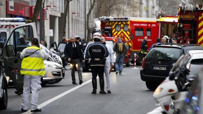 Muere policía a causa de tiroteo en París