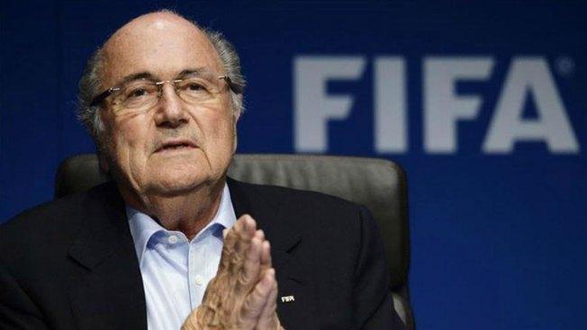 FIFA: Blatter dice que dejará la presidencia
