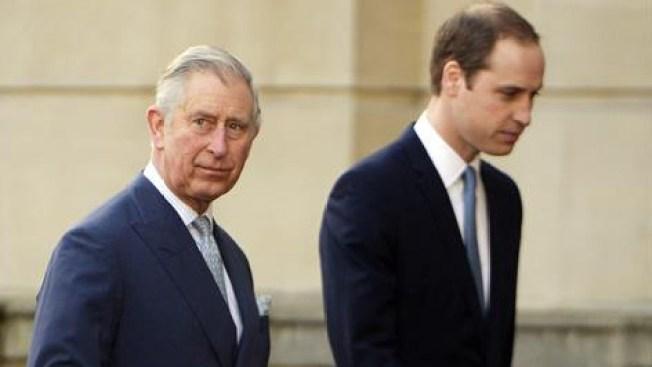 Príncipes Carlos y William no quisieron reunirse con Trump