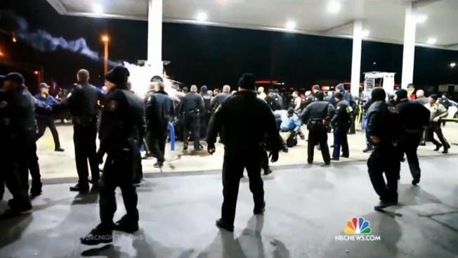 Nuevas protestas por muerte en Misuri