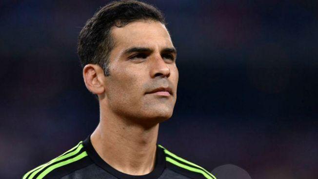 Rafa Márquez causa baja en el Tri de futbol