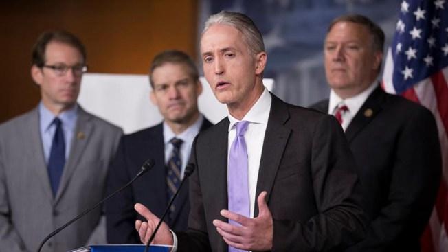 Republicano refuta a Trump sobre informante del FBI