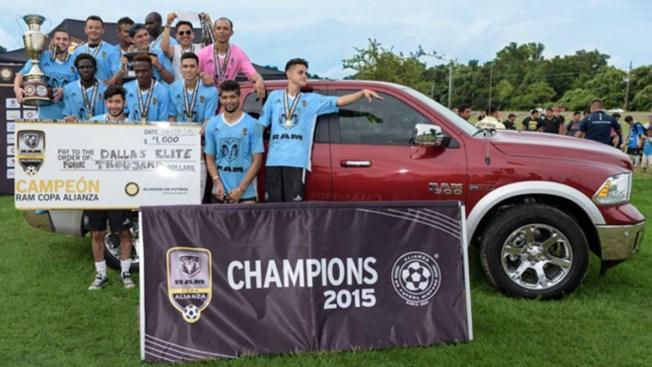Houston: Resultados RAM® Copa Alianza 2015