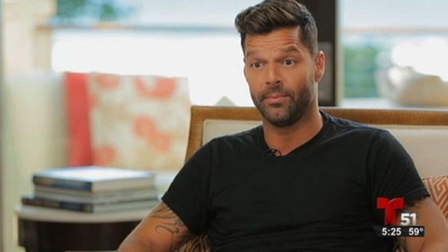 Ricky Martin opina sobre relaciones Cuba-EEUU