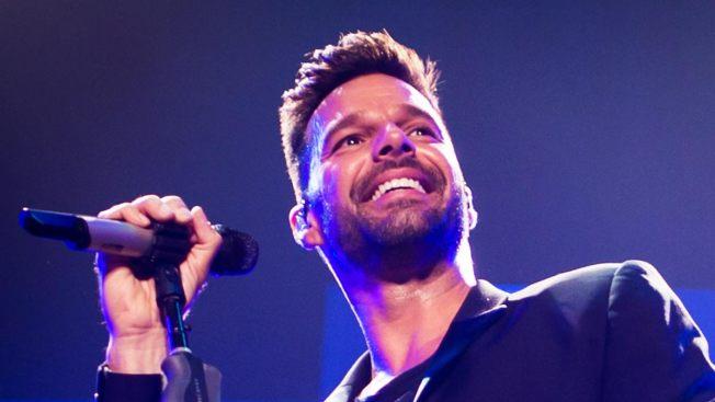 "Ricky Martin te dará un ""Disparo al corazón"""