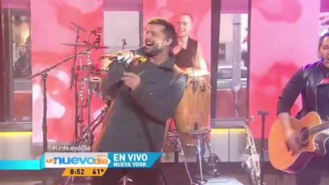 """Ricky Martin y la primicia de su """"Adiós"""""""