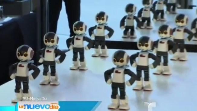 Estos robots son los mejores bailarines