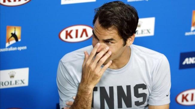 Eliminan a Federer de Abierto de Australia