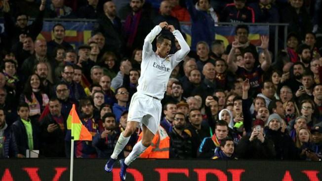 Real Madrid rompe el encanto del Barcelona