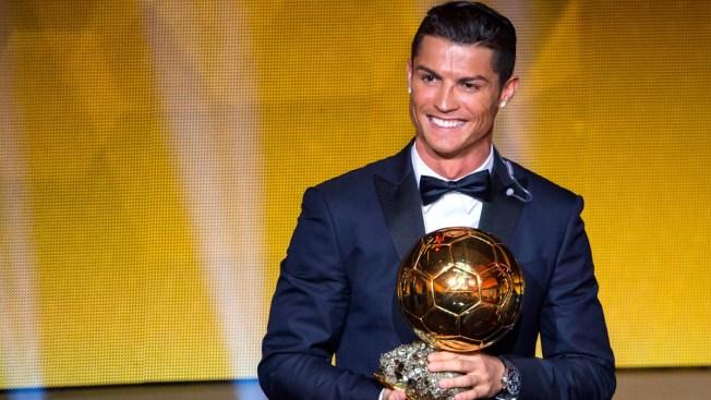 Ronaldo, Balón de Oro FIFA 2014