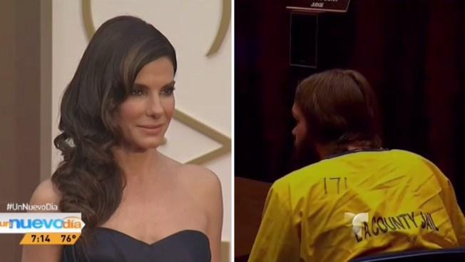 Sandra Bullock llama al 911