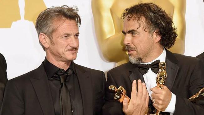 """El chiste """"racista"""" de Sean Penn en el Oscar"""