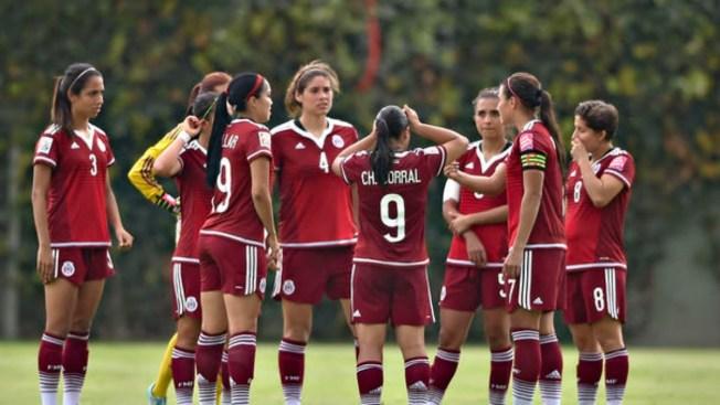 México inicia su camino en el Mundial Femenino