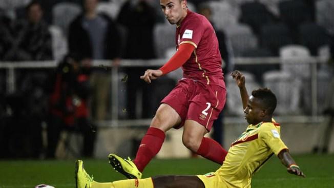 Serbia derrota a Mali contundentemente