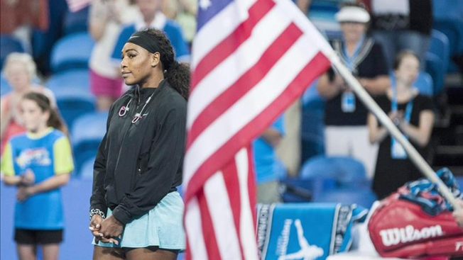 Un café resucita a Serena Williams