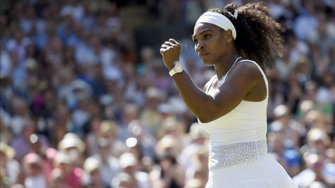 Serena es campeona al derrotar a hispana
