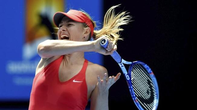 María Sharapova falla prueba de dopaje