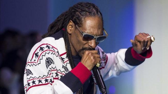 Multan a rapero Snoop Dogg en Italia