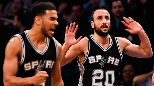 Pistons derrotan a Spurs en reñido encuentro