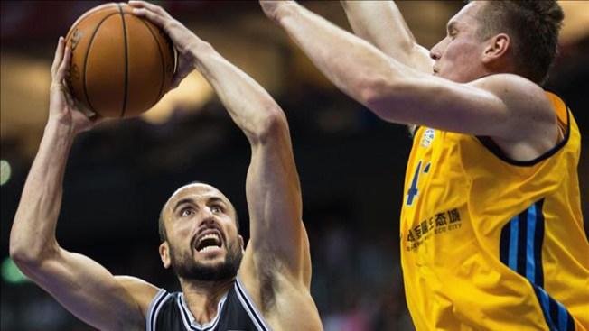 Warriors pierden su racha de victorias ante Spurs