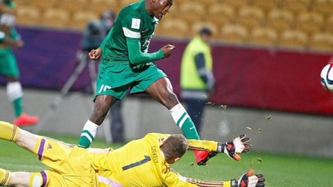 El más valioso del día: Taiwo Awoniyi, de Nigeria