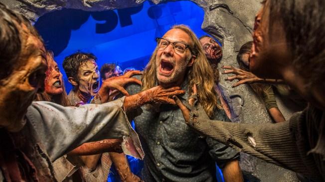 """""""The Walking Dead"""" tendrá atracción permanente en Universal"""