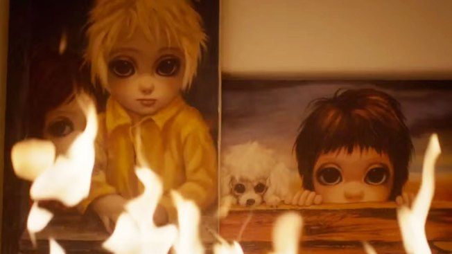 "Tragedia amorosa empaña estreno de ""Big Eyes"""
